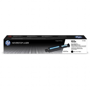KIT RECARGA HP NEVERSTOP 103A BLACK - W1103A